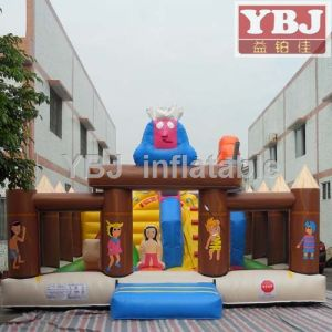 Inflatable Princess Bouncy Castle China Cheap