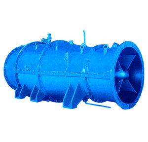 Large Discharge, Large Capacity, Low Head Submersible Tubular Pump