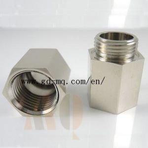 Stainless Steel CNC Turning Parts (MQ1038)) pictures & photos