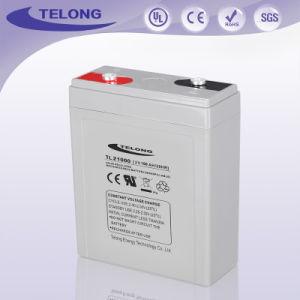 Telong 2V100ah High Quality Deep Cycle Power Lead Acid 2V Battery pictures & photos