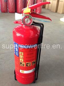 2014 Dry Powder Fire Extinguisher