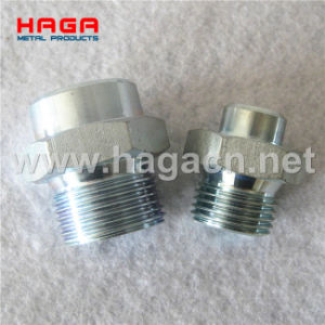 Jic Male and NPT Male Hydraulic Fitting and Adapter (1JN) pictures & photos