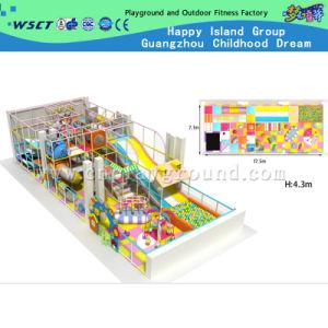Indoor Playground Series, Kids Indoor House Playground (H13-60006) pictures & photos