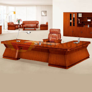 Skirt Idea International New Design Office Desk for Ceo′s Room (HY-D0032) pictures & photos