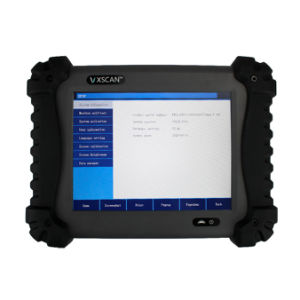 Vxscan C8 Gasoline Automotive Diagnostic Tool with One Year Free Software Update Online pictures & photos