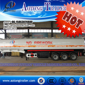 Hot Sale Bulk Material Transport Tank Semi Trailer pictures & photos