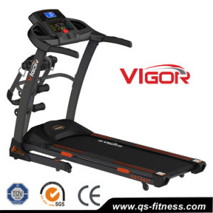 Professional Electric Treadmill with En957 Certification