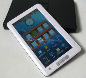 7 Inch Ebook Reader Touch Screen 4GB Memory E7006T