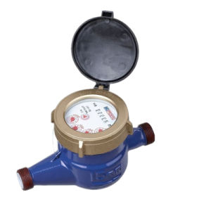 Vane Wheel Brass Water Meter with Vacuum Sealed Register pictures & photos