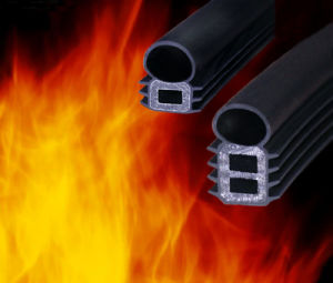 Graphite Gasket for Fire Door TF8967 pictures & photos