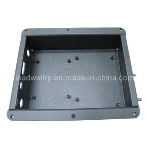 High Quality Punching Bending Sheet Metal Prototype (LW-03001) pictures & photos