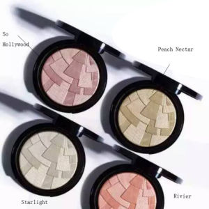 Abh Illuminator 4 Colors Makeup Foundation Powder Highlight Powder pictures & photos