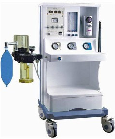 Au-01 Cheap Seling Medical Anesthesia Machine with CE pictures & photos