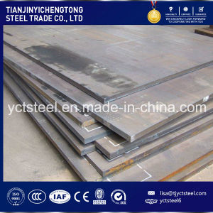 High Pressure Vessel Steel Plate SA516 Gr. 70 Ms Sheet pictures & photos