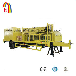 240 China Make Auotomatic Mobile Trussless Arch Roof Roll Forming Machine pictures & photos
