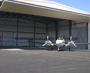 Large Span Light Steel Structure Aircraft Hangar (DG7-010) pictures & photos