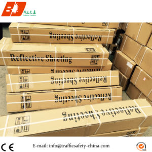 Unprintable, Untearable and 3 Years Pet and Acrylic Advertising Grade Reflective Sheeting 3100 pictures & photos
