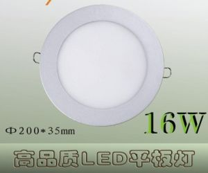 White Shell LED Panel Light pictures & photos