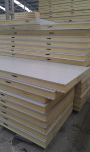 Freezer Room Insulated Panel with CE pictures & photos
