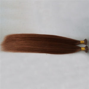 Wholesale Prebonded Hair Stick I-Tip Real Human Hair Extension pictures & photos