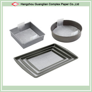 Non-Stick Pre-Cut Baking Parchment Paper with Silicone Coating pictures & photos