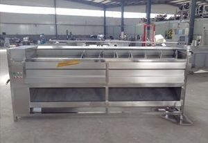 200-250kg Potato Chips Production Line