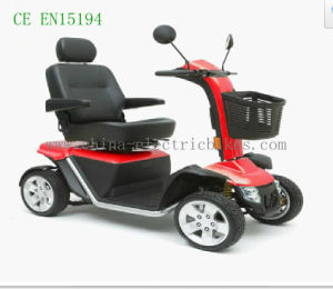 4 Wheel Cool Mobility Scooters (LN-007) pictures & photos