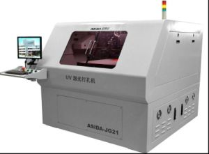 China Uv Laser Cutting Machine For Fpc And Coverlay Jg15