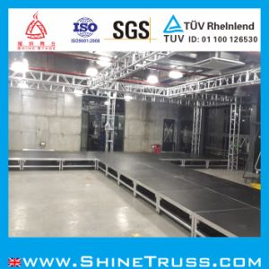 TUV Certified Aluminum Folding Stage pictures & photos