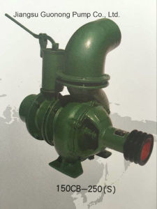 """6"""" Big Size Big Capacity Hand Press Centrifugal Water Pump pictures & photos"""