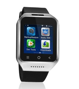 3G Android4.4 Watch Phone (MS012P-B)