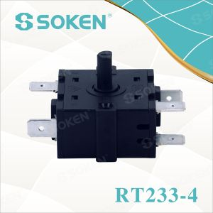 Multi-Position Selector Rotary Switch pictures & photos