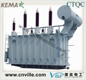 40mva 110kv Three-Winding No-Excitation Tapping Power Transformer pictures & photos