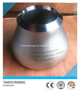 ASTM 347H 1.4932 Concentric Stainless Steel Pipe Reducer pictures & photos