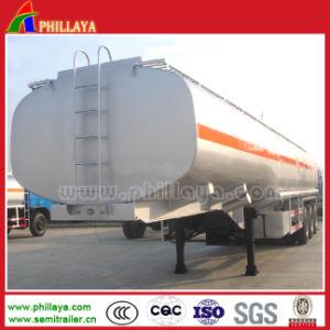 Steel Tank for Liquid Fuel Transport Truck Semi Trailer pictures & photos
