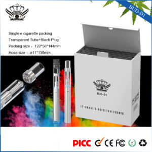Bud Structure D1 310mAh 0.5ml Glass Ceramic Atomizer Disposable Electronic Cigarette pictures & photos