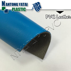 Embossed PVC Leather for Sofa/Car Seat Cover Usage with Competitive Price pictures & photos