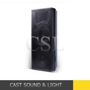 "Dual 15"" 600W Full Range Audio Sound Speaker Box pictures & photos"