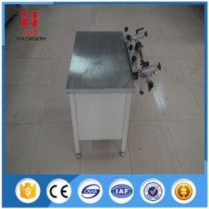 Manual Suction Screen Printing Table for Sale pictures & photos