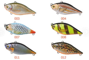 New Design Vib Hard Lure Fishing Lure Real Fish Color pictures & photos