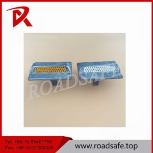 Aluminum Reflective 43 Glass Beads Road Stud pictures & photos