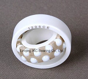 1205 1207 High Precision Self-Aligning Ceramic Ball Bearing pictures & photos