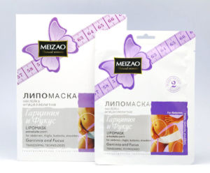 Lipo Mask Anticellulite Patch for Abdomen, Thighs, Buttocks, Shoulders pictures & photos