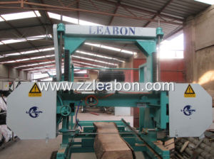 China Portable Sawmill for Large Wood Logs pictures & photos