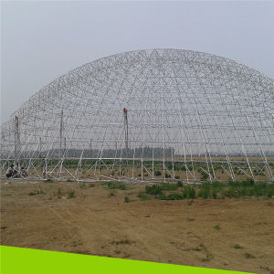 Steel Building Skylight Roof Prefabricated Dome Houses pictures & photos