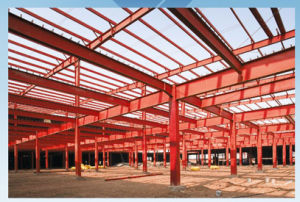 Customized Steel Structure Workshop (SSW-445) pictures & photos