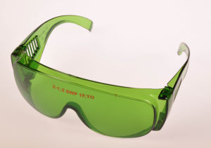 Anti-Dust Colored Safety Working Glasses (CJ-1) pictures & photos