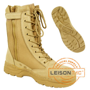 Military Desert Army Boots with ISO Standard pictures & photos