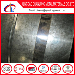 Dx51d Z150 Zinc Coated Galvanized Steel Strip pictures & photos