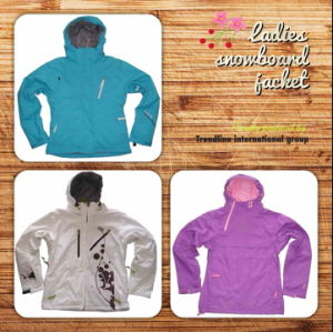 High Quality Outdoor Snowboard Jackets, Pants / Ski Wear Jacket